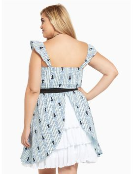 halloween-alice-ruffle-back-dress by torrid