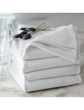all-purpose-pantrytowels,-set-of-4,-white by williams---sonoma