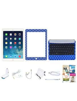 apple-ipad-mini-4-32gb-wi-fi-with-keyboard,-apppack,-and-more by qvc