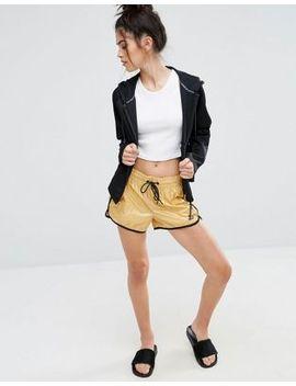 puma-gold-shorts by puma
