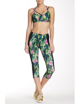 floral-multi-strap-cutout-legging by betsey-johnson