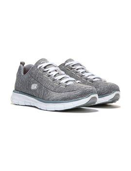 womens-synergy-spot-on-memory-foam-wide-sneaker by skechers