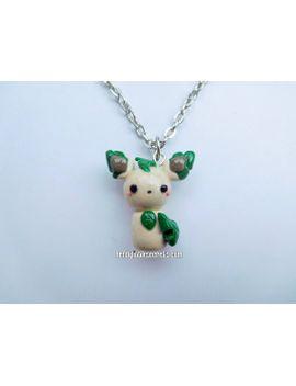 pokemon-leafeon-chibi-kawaii-charm-_-necklace by nerdylittlesecrets