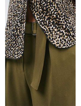 slider-utility-peg-trousers by topshop