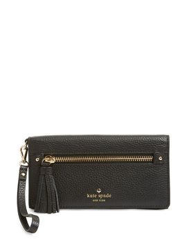 spencer-court-rae-leather-wristlet by kate-spade-new-york