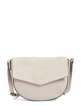 spencer-court-lavinia-leather-&-suede-crossbody by kate-spade-new-york