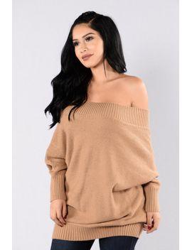 jolene-sweater---camel by fashion-nova