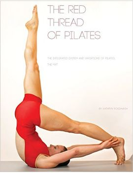 the-red-thread:-the-integrated-system-and-variations-of-pilates---the-mat by amazon
