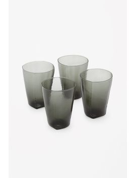 irregular-tumbler-glasses by cos
