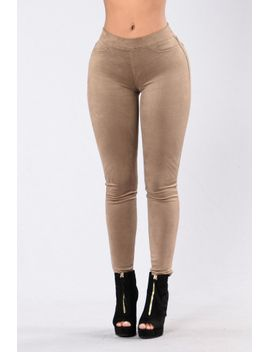 play-it-off-jeggings---taupe by fashion-nova