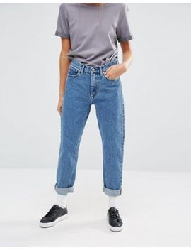 carhartt-wip-high-rise-carrot-mom-jeans by carhartt-wip