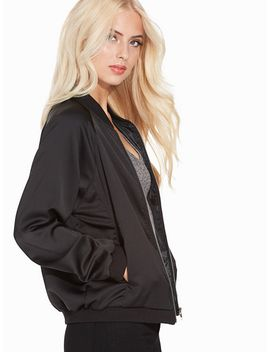 satin-bomber-jacket by motel