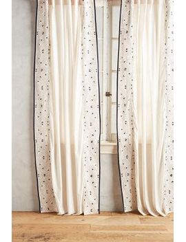sketched-edges-curtain by anthropologie