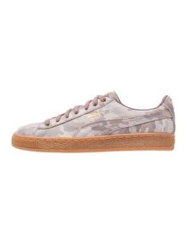 basket-classic---sneakers-laag---vintage-khaki by puma