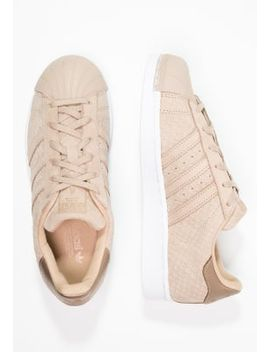 superstar---sneakers-laag---pale-nude by adidas-originals