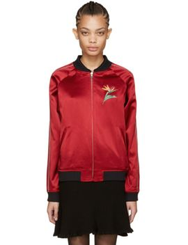 reversible-red-la-exclusive-bomber-jacket by opening-ceremony
