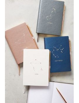 zodiac-journal by anthropologie