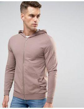 asos-light-weight-jersey-muscle-zip-up-hoodie-in-purple by asos