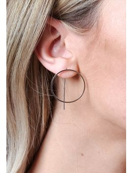 circle-bar-drop-earrings by no-brand-name