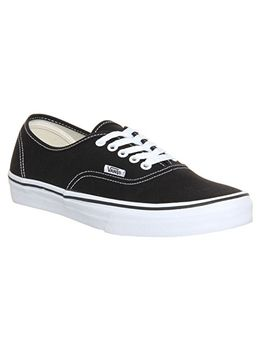vans-mens-authentic-core-classic-sneakers-black_white by vans