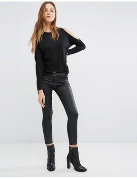 vero-moda-cold-shoulder-top by vero-moda