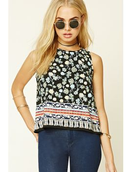 floral-tank-top by forever-21