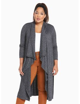 marled-knit-duster-cardigan by torrid