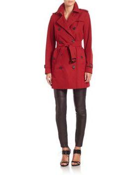 kensington-mid-length-heritage-trench-coat by burberry