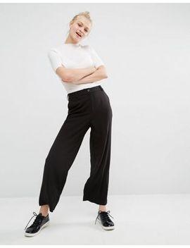 monki---pantaloni-con-fondo-ampio by asos