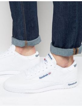 reebok-ex-o-fit-leather-trainers-in-white-ar3169 by reebok