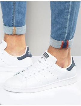 adidas-originals-stan-smith-leather-trainers-in-white-m20325 by adidas-originals