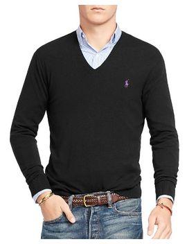 stretch-merino-slim-fit-v-neck-sweater by polo-ralph-lauren