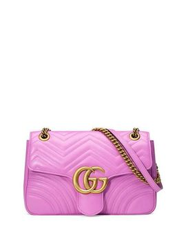 gg-marmont-20-medium-quilted-shoulder-bag,-bright-pink by gucci