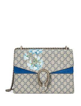 dionysus-gg-blooms-medium-shoulder-bag,-blue_multi by gucci