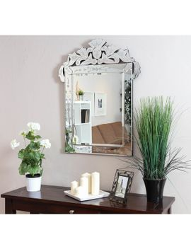 somette-venetian-square-clear-mirror by somette