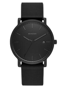 hagen-round-silicone-strap-watch,-40mm by skagen