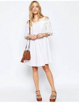 asos-embroidered-off-shoulder-sundress by asos-collection