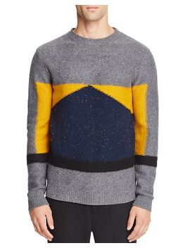 barometer-color-block-sweater by native-youth