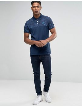 hollister-slim-polo-space-dye-shoulder-in-navy-space-dye by hollister