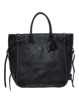 black-studded-tote-bag by coach