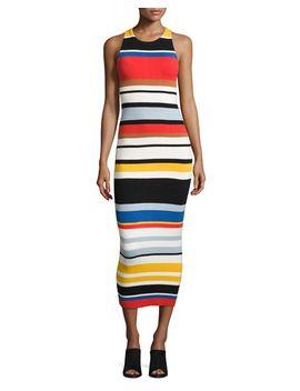 jenner-striped-knit-midi-dress,-multicolor by alice-+-olivia