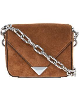 brown-suede-mini-cross-body-bag by alexander-wang