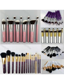 jessup-makeup-10~15pcs-brushes-set-powder-kabuki-foundation-eyeshadow-brush-tool by jessup