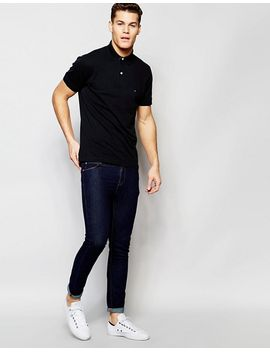 tommy-hilfiger-polo-in-black by tommy-hilfiger