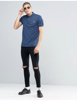 fred-perry-polo-shirt-in-service-blue by fred-perry
