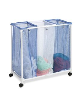 3-bag-rolling-laundry-sorter by wildon-home-®