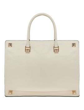 white-hand-bag by valentino