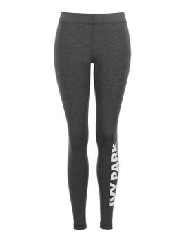 full-length-logo-leggings-by-ivy-park by topshop