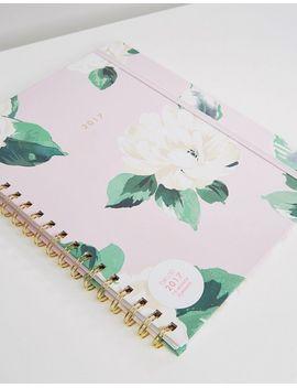 bando---agenda-12-mois-à-imprimé-floral by bando