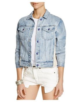 lace-inset-denim-jacket by free-people
